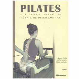 Livro - Pilates e a Terapia Manual na Hérnia de Disco Lombar