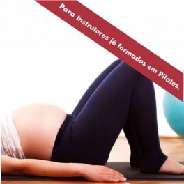 S.J. dos Campos - Workshop Avançado de Pilates para Gestantes - R$ 150,00 para Reservar a Vaga.