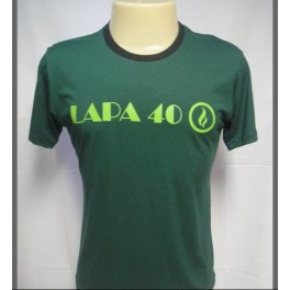 T Shirt Onda Colorida Lapa 40 graus