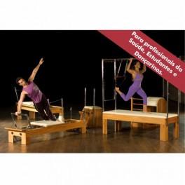Pilates Avançado no Treinamento Neuro-Muscular Curitiba R$ 195,00 (Reserva de Vaga) mais 11x 195
